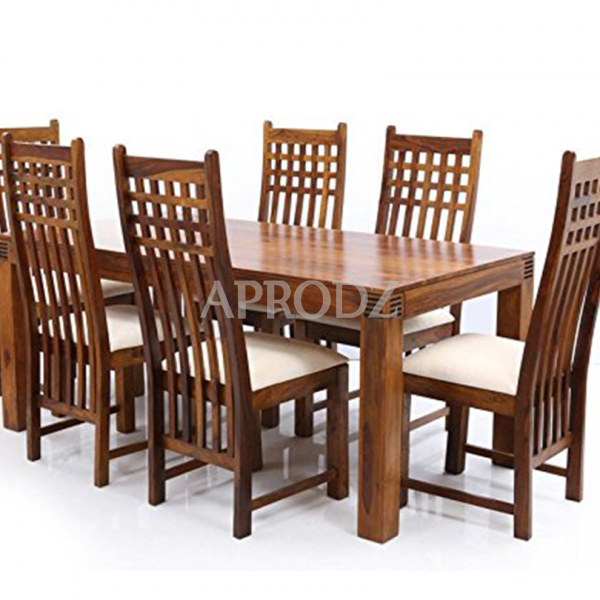 Avavia 6 Seater Dining Table Set with Bench for Home