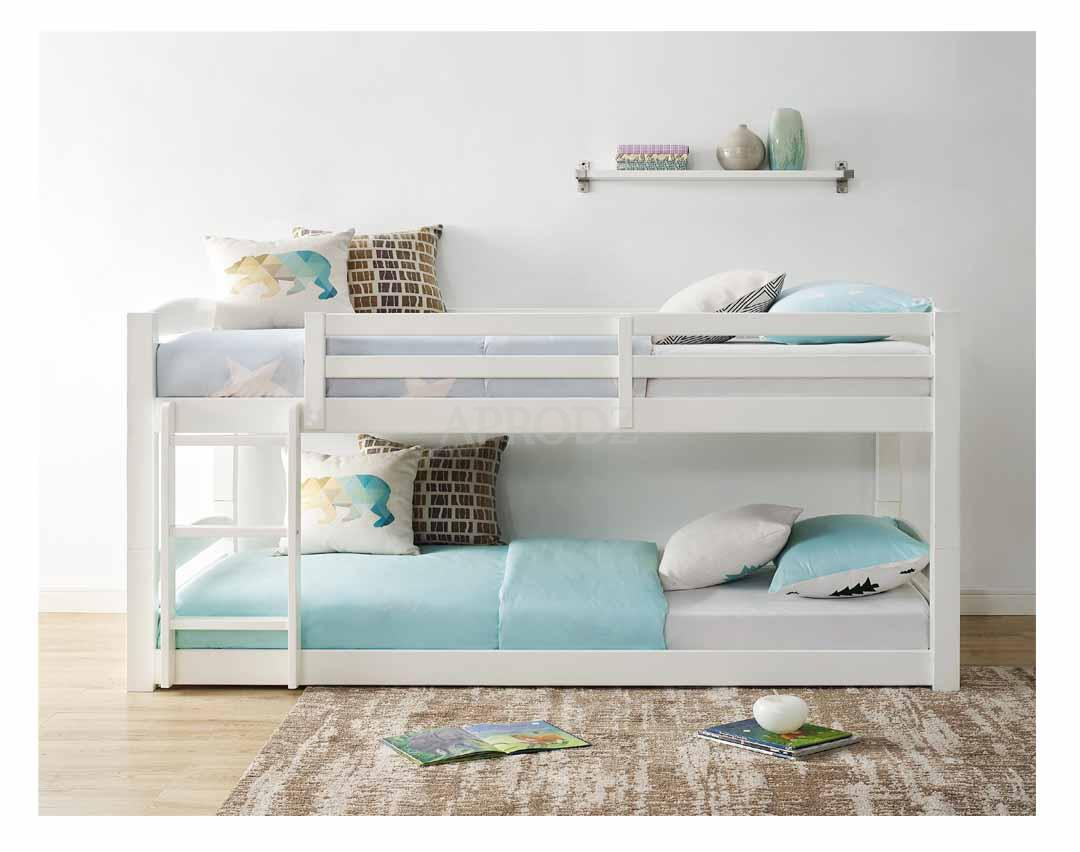 Shipry Bunk bed : White