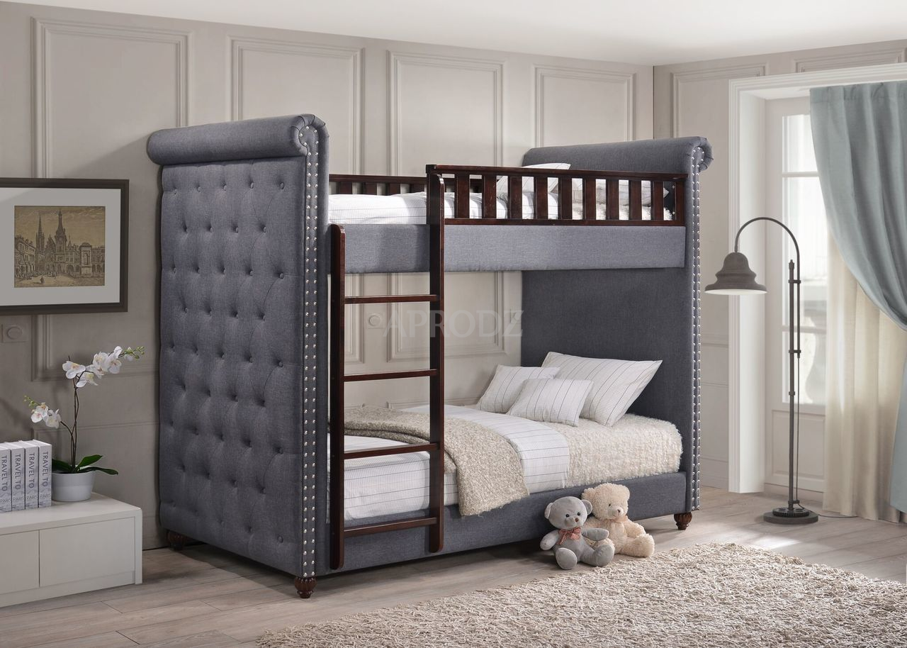 Upholstered Bunk Bed : Buy Cindy Bunk