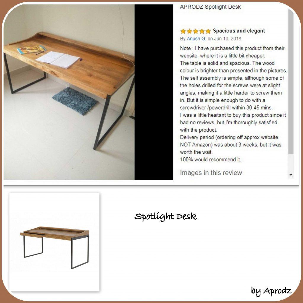 Spotligh Desk