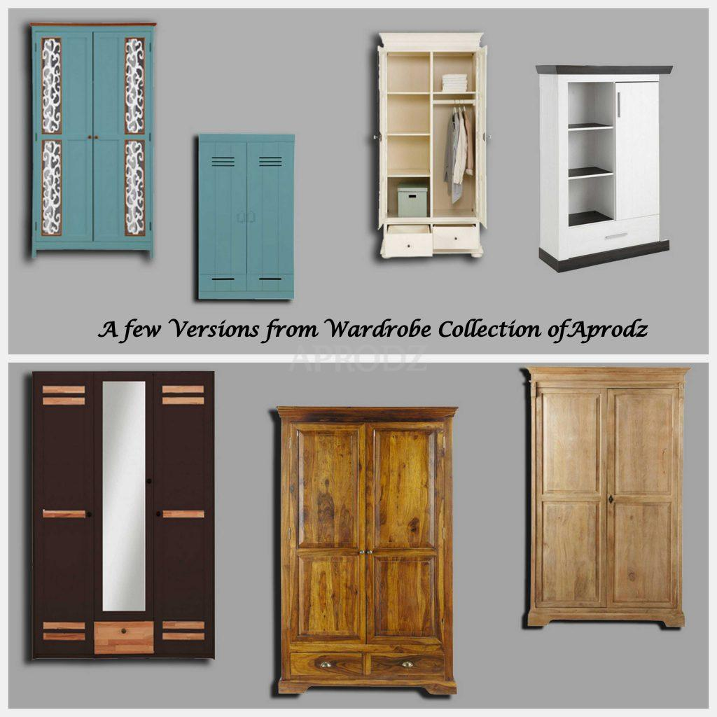 Wardrobe Collection By Aprodz
