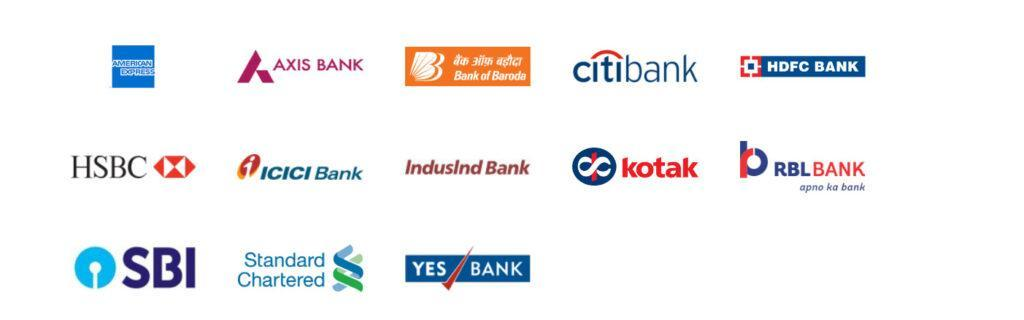 Bank Support No Cost EMI