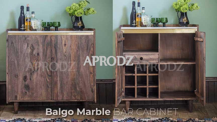 Balgo Bar Cabinet