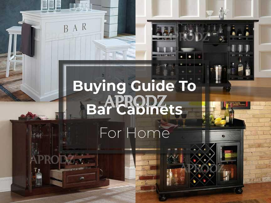 Buying Guide To Bar Cabinets For Home